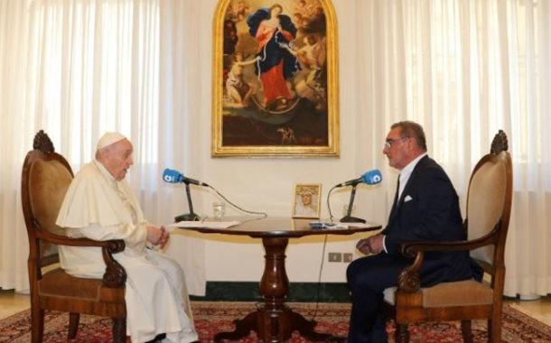 Vài nét nổi bật trong cuộc phỏng vấn của ông Herrera với ĐTC Phanxicô