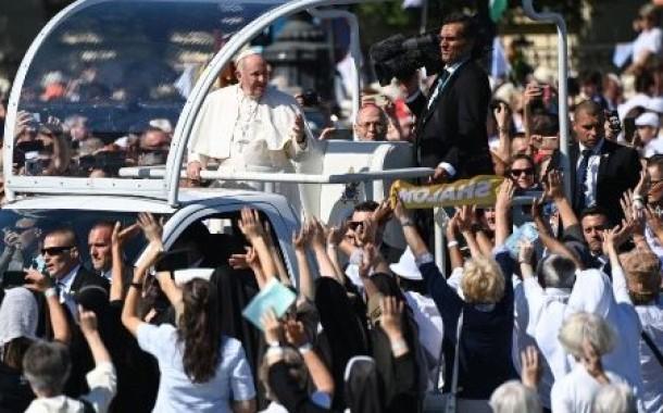 ĐTC chủ tế Thánh lễ kết thúc Đại hội Thánh Thể lần thứ 52 tại Budapest